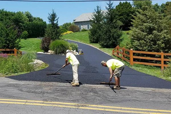 DiSandro Contractors Inc Chalfont Paving Contractor PA 18914 Paving Contractor Chalfont Pennsylvania