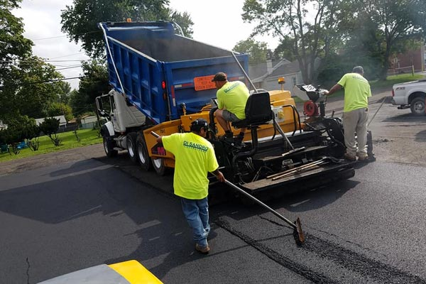 DiSandro Contractors Inc Yardley Paving Contractor PA 19067 Paving Contractor Yardley Pennsylvania